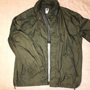 GAP XL windbreaker jacket